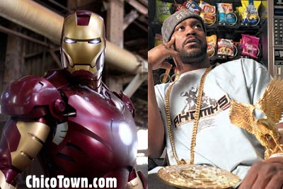 Iron Man Ghostface Killah