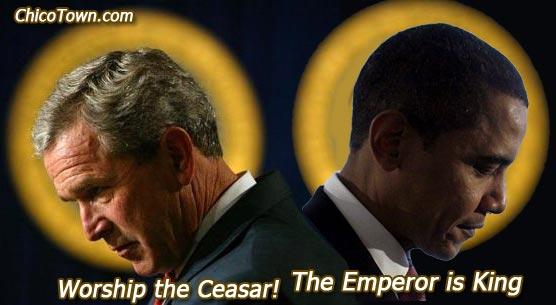 worship the emperor